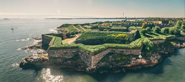 Visita guiada por Helsinki e Suomenlinna