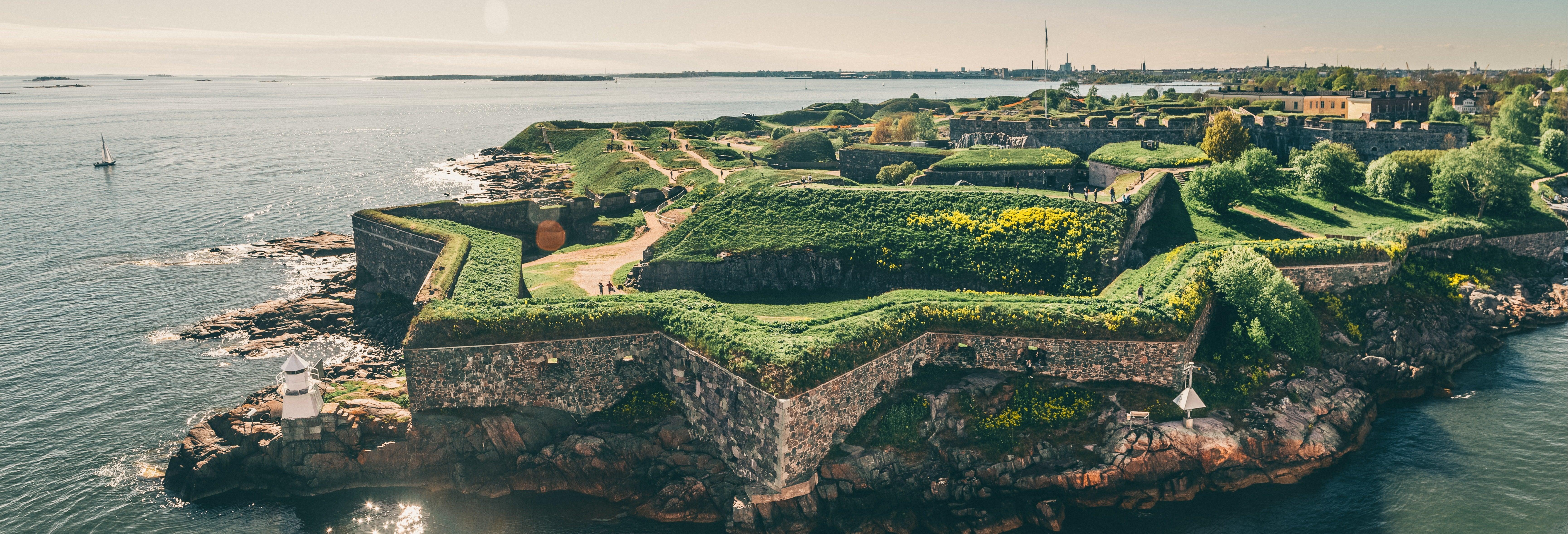 Visita guiada por Helsinki y Suomenlinna