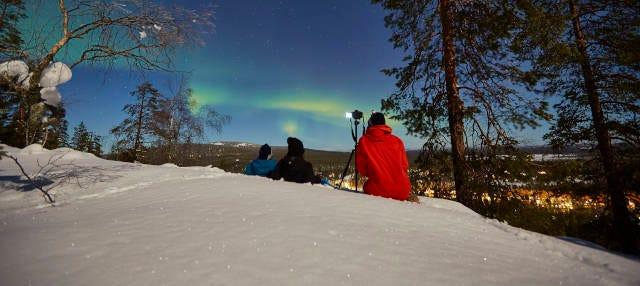 Tour fotografico dell'aurora boreale
