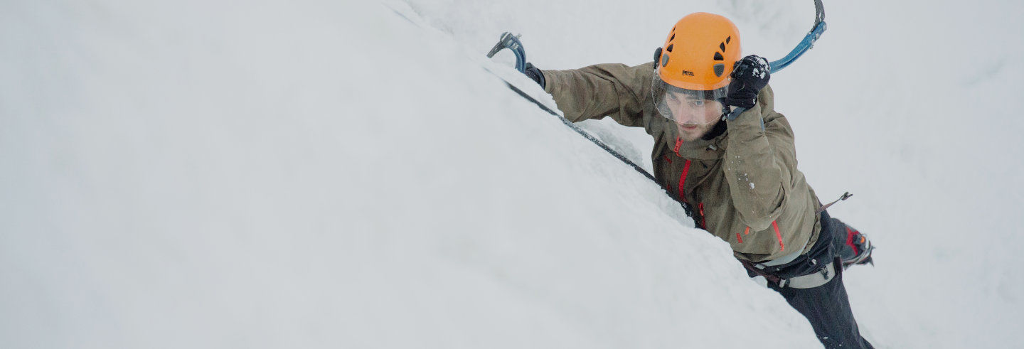 Pyhä Ice Climbing Course