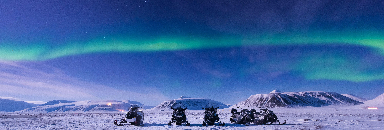 Northern Lights Sleigh Ride