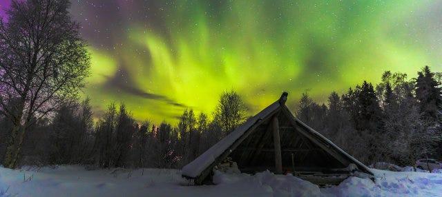 Tour de la aurora boreal VIP