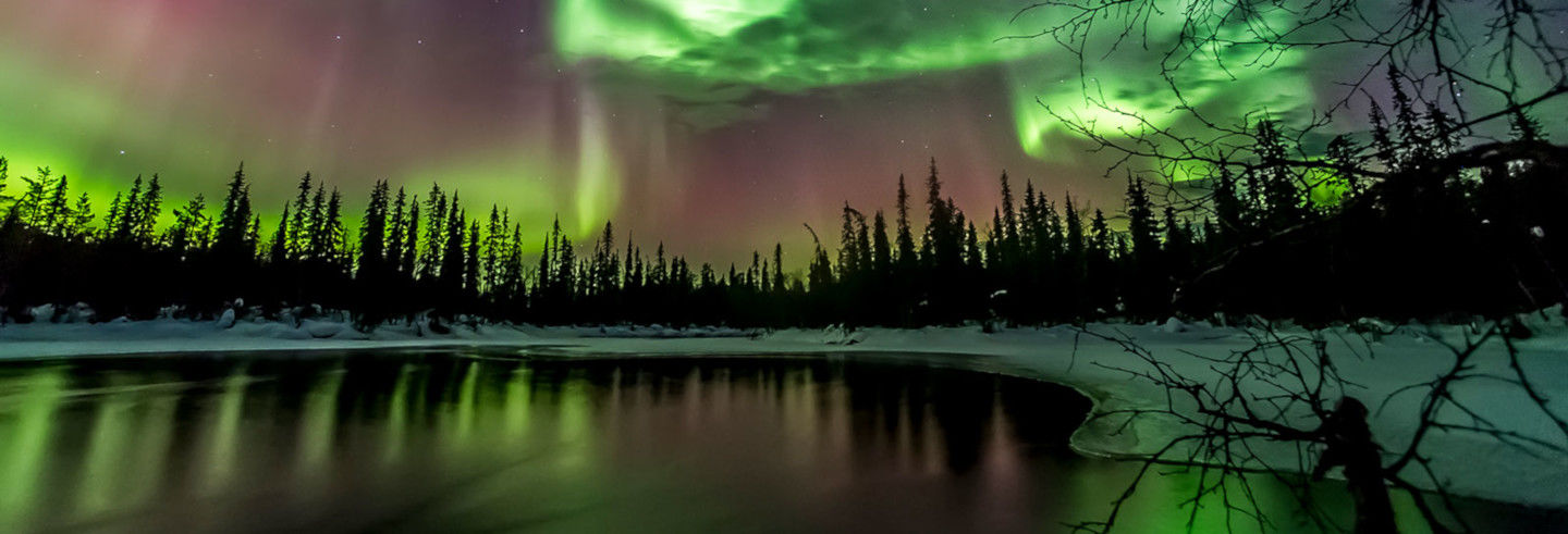 Excursion à la découverte des aurores boréales
