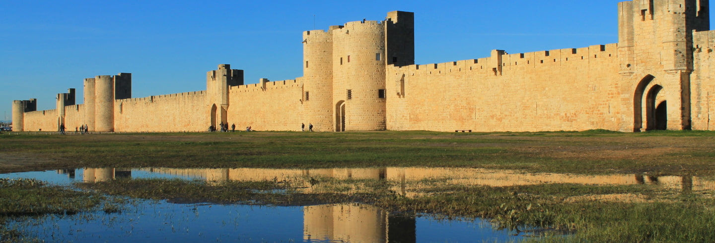 Aigues-Mortes Towers & Ramparts Ticket
