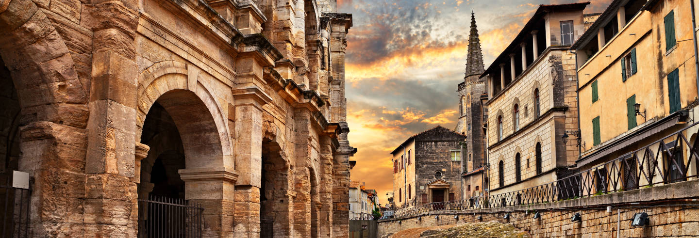 Excursão a Arles, Saint-Rémy e Les Baux