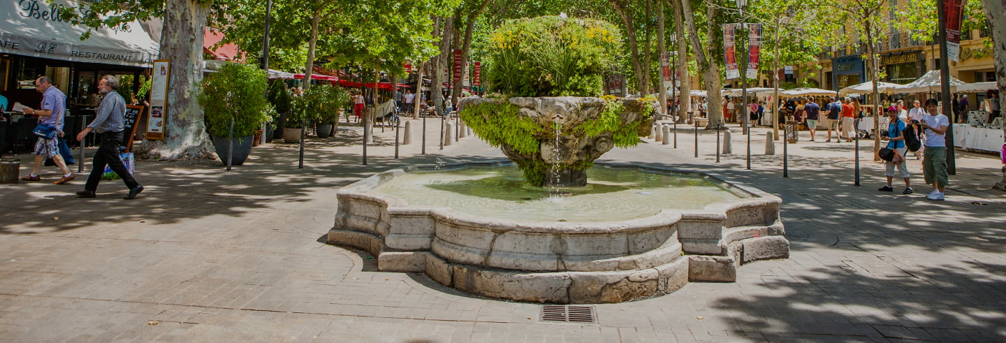 Aix-En-Provence Free Walking Tour