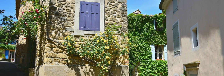 Excursão a Roussillon, Gordes e Lourmarin + Degustação de vinhos