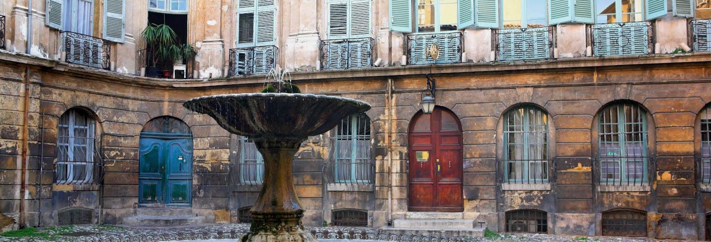 Tour privado por Aix-en-Provence con guía en español