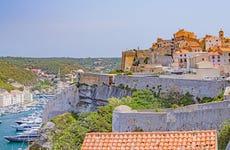 Excursion à Bonifacio en bateau