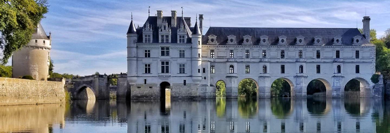 Castillos de Chenonceau y Chambord + Bodegas Duhard