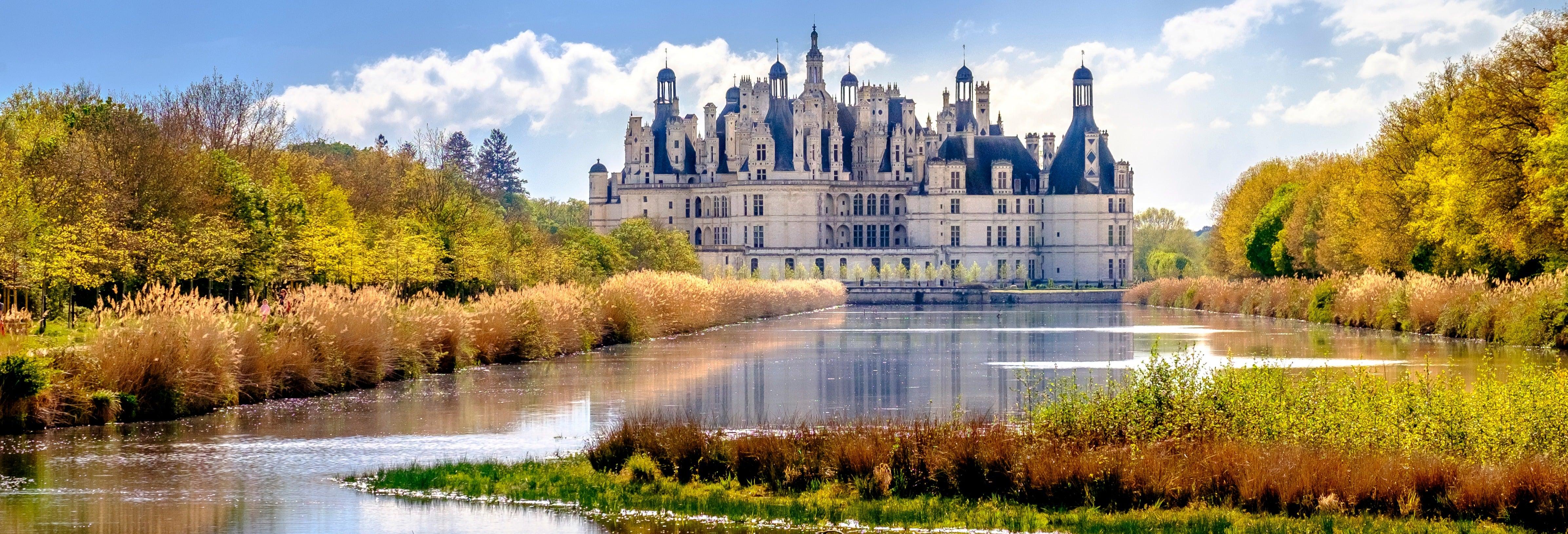 Excursión a los castillos de Chambord y Chenonceau