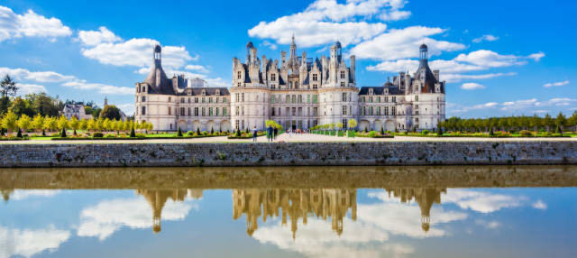 Tour por los castillos de Blois, Cheverny y Chambord