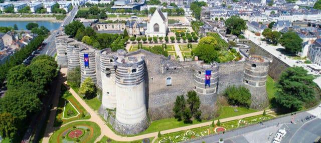 Visita guiada por Angers