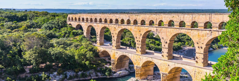 Escursione a Saint Rémy, Pont du Gard e Les Baux