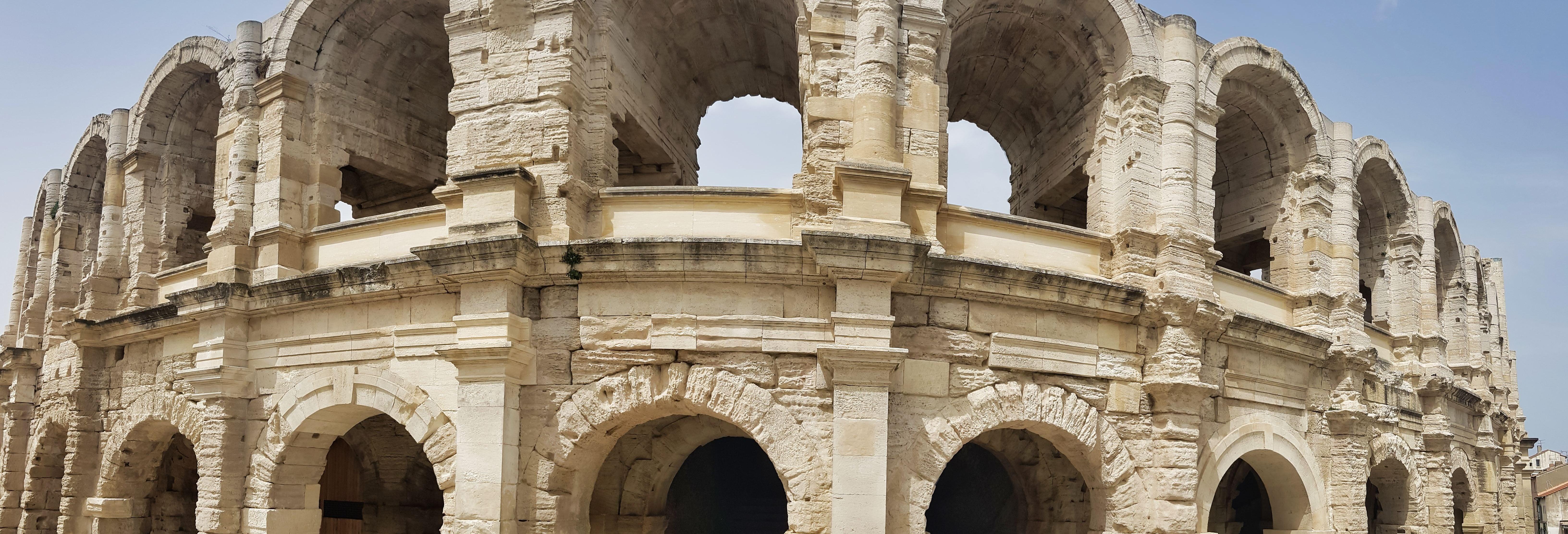 Les Baux, Arles, Saint-Rémy e Châteauneuf du Pape