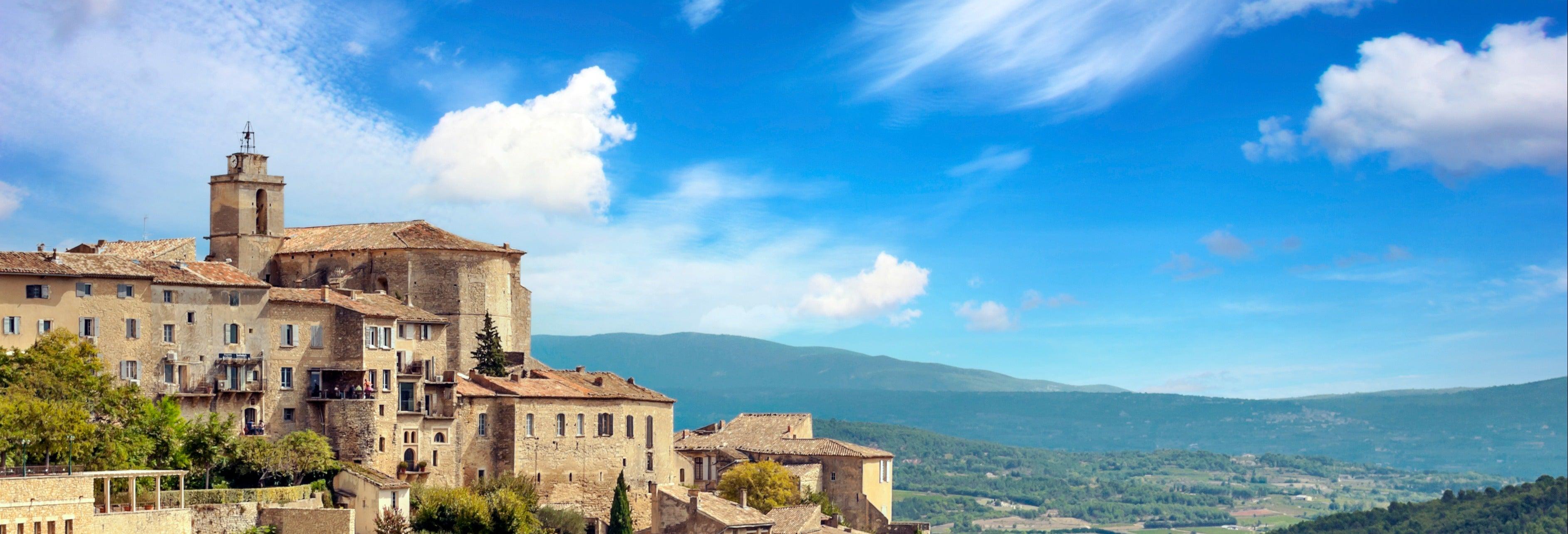 Excursión a Gordes, Roussillon y Fontaine de Vaucluse