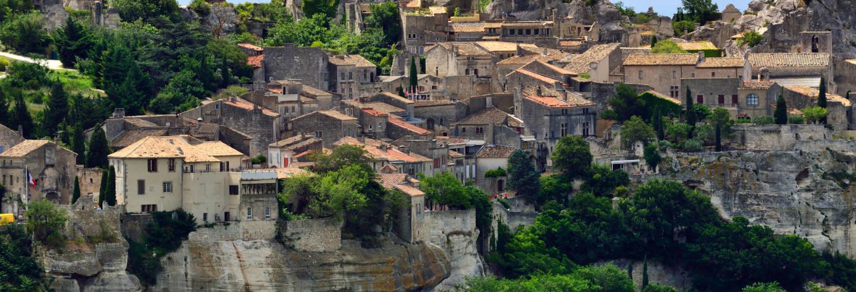 Excursão a Pont du Gard, Roussillon e Les Baux