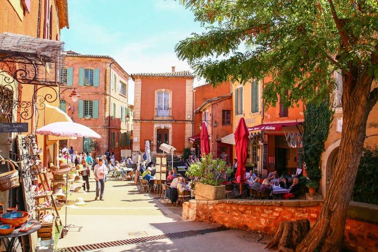 Gordes Roussillon Fontaine De Vaucluse Day Trip From Avignon