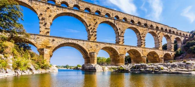 Excursión a Saint Rémy, Pont du Gard y Les Baux