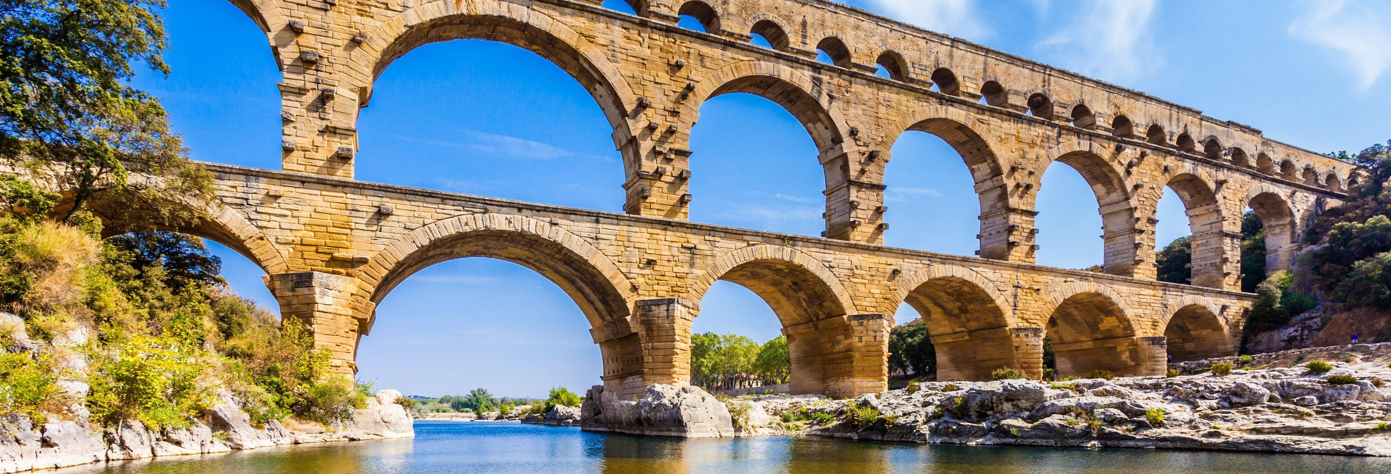 Saint Rémy, Pont du Gard & Les Baux Day Trip