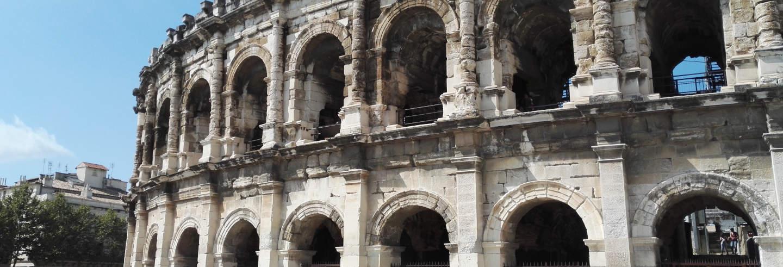 Tour della Provenza romana e medievale