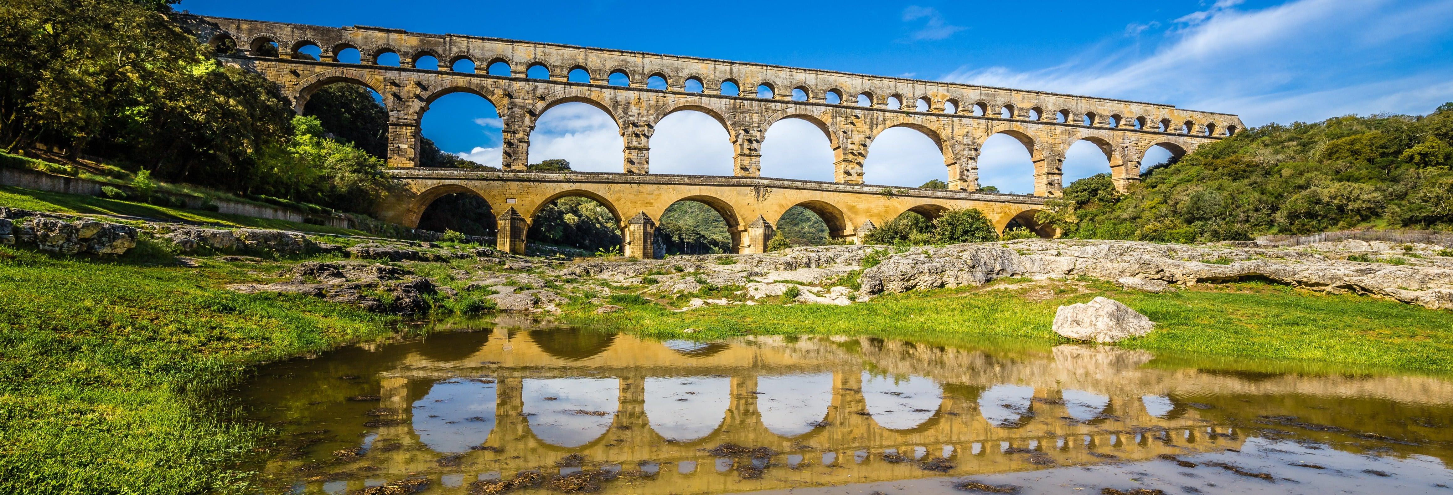 Tour por la Provenza romana