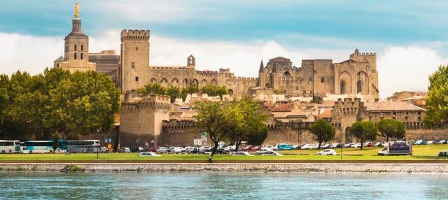 Visita guiada por Aviñón y el Palacio Papal