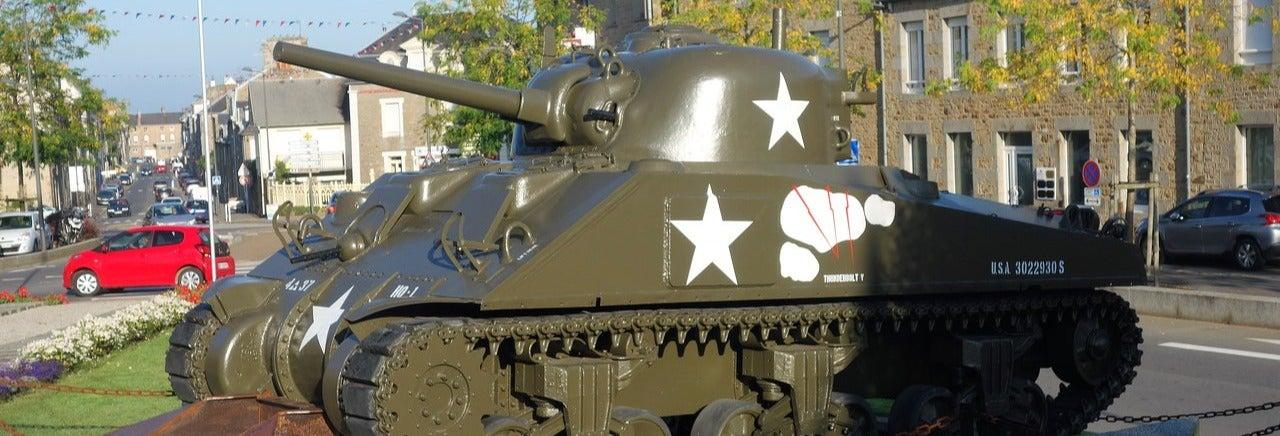 Tour della Seconda Guerra Mondiale ad Avranches