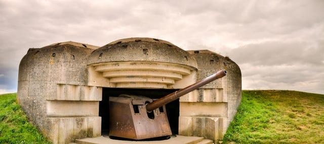 Excursión a las playas del Desembarco de Normandía