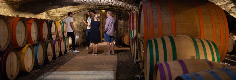 Tour do vinho por Côte de Beaune