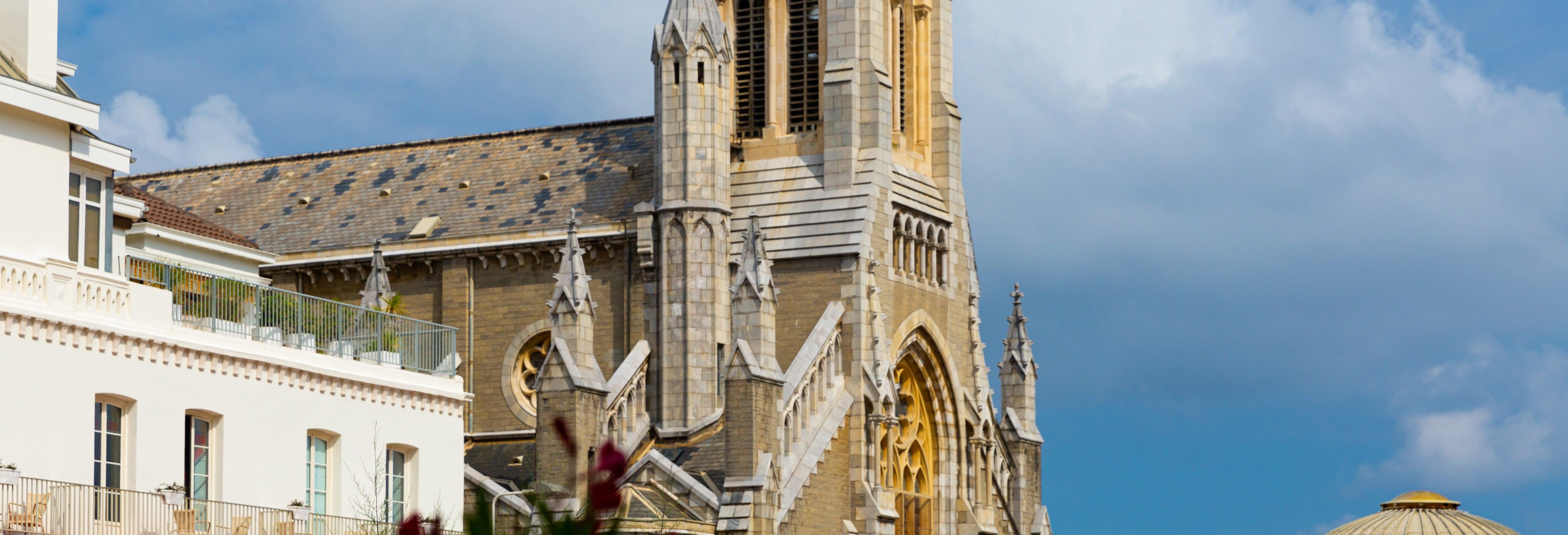 Visite guidée dans Biarritz