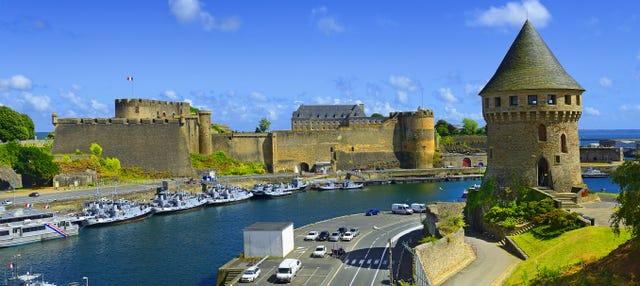 Visita guiada por Brest