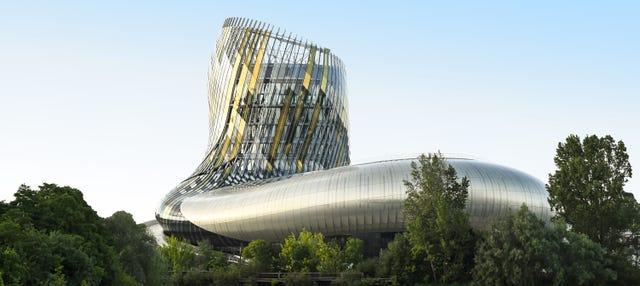 Entrada a La Cité du Vin