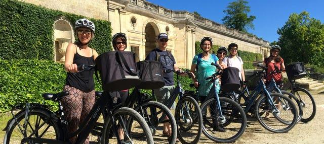 Tour en bicicleta por Burdeos