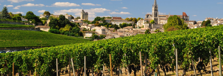 Tour por Saint Emilion y Burdeos