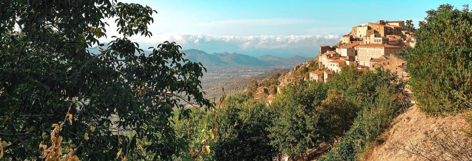 Tour por los pueblos de la Balagne en español