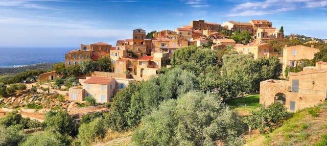 Visite des vieux villages de Balagne