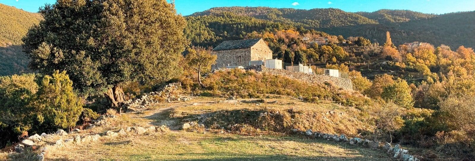 Tour por la región de Castagniccia