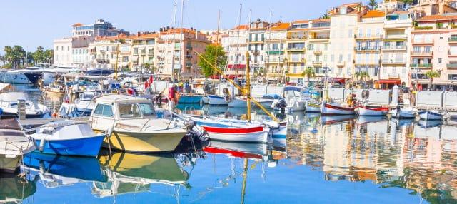 Tour di Cannes, Antibes e Saint-Paul-de-Vence