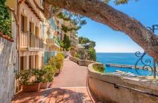 Escursione a Monaco, Eza e La Turbie