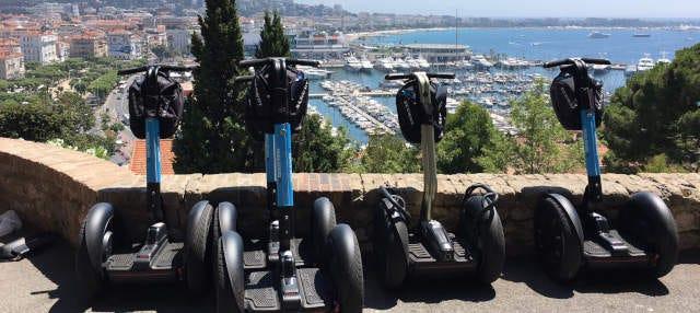 Tour en segway por Cannes