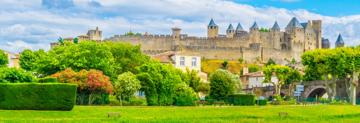 Carcassonne Castle and Ramparts Fast Track Ticket