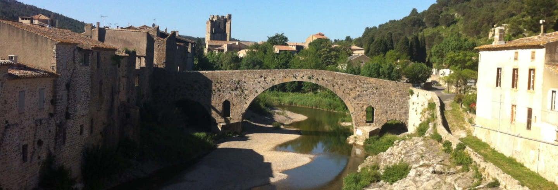 Excursion à Lagrasse, Narbonne et Gruissan