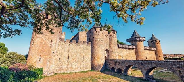 Visita guiada pela Cidadela de Carcassonne