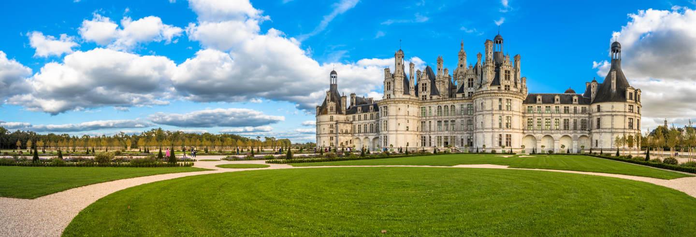 Biglietti per il Castello di Chambord