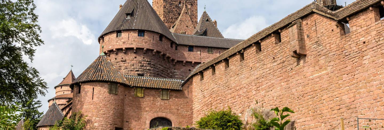 Tour pela Alsácia + Castelo de Haut-Koenigsbourg
