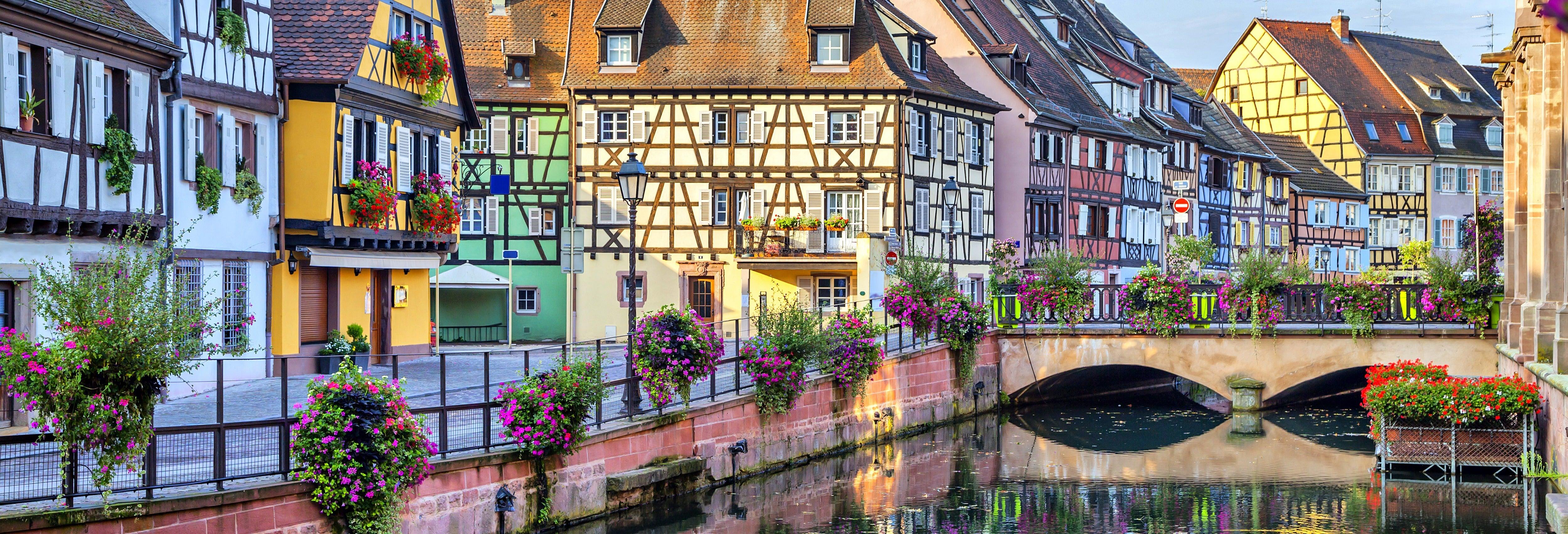 Free tour di Colmar