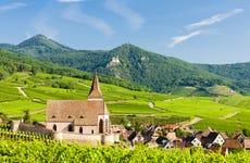 Tour por Alsacia al completo