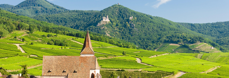Tour completo pela Alsácia