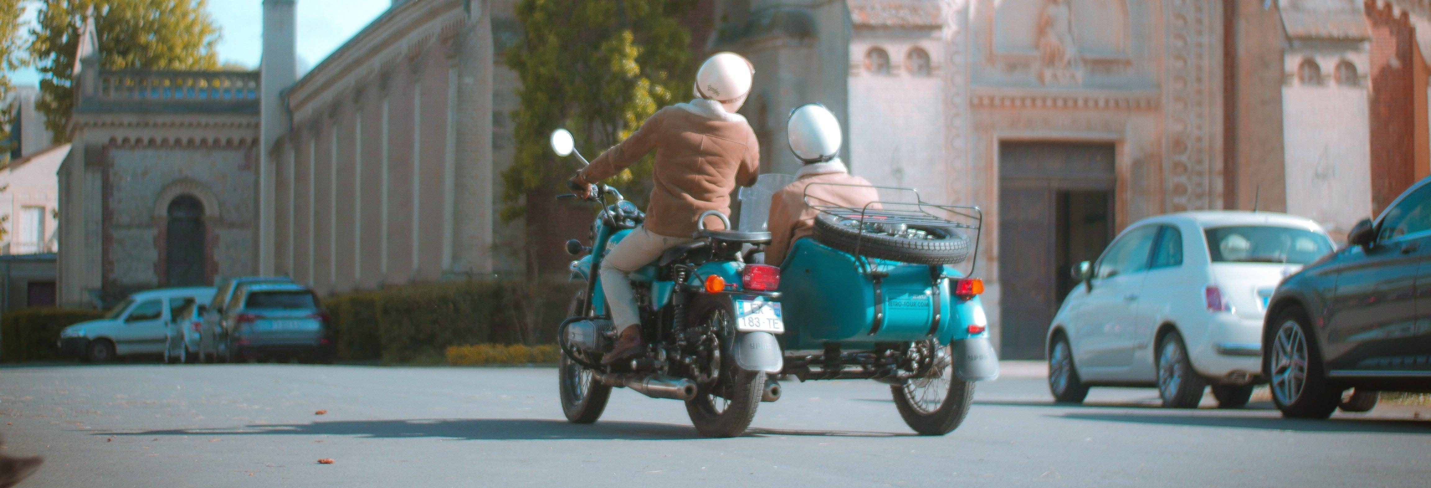 Deauville Sidecar Tour